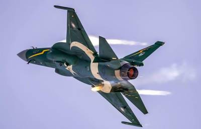 Yet another feather in the cap of the PAF Pride JF - 17 Thunder Fighter Jet