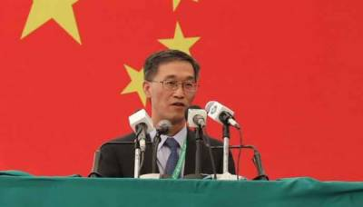 Chinese Ambassador Yao Jing wins hearts with his statement for Pakistan