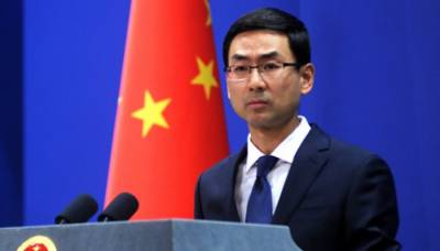 Chinese Foreign Ministry spokesperson responds over Indian media reports of changing position against Pakistan at the FATF