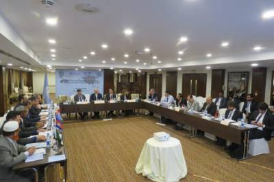 Pakistan takes over presidency of the Asia Pacific Center for Disaster Information Management Governing Council