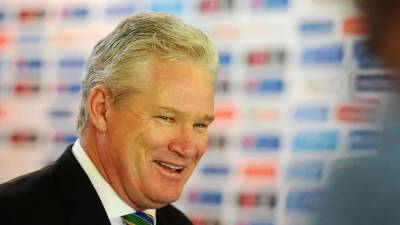Dean Jones wins hearts of Pakistanis with his act in PSL Match
