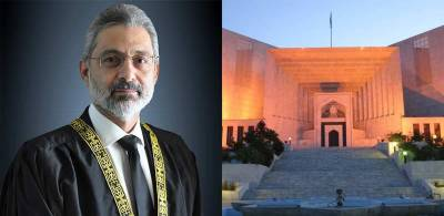 Justice Qazi Faez Isa levels serious allegations against PM Imran Khan