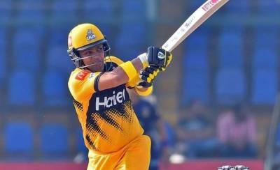 Kamran Akmal makes history in the Pakistan Super League