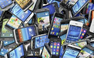 Massive Rise in imports of Mobile phones in Pakistan