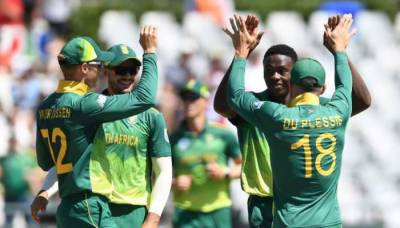 South Africa Cricket team fined by International Cricket Council