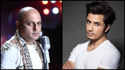 Top singer Ali Zafar lashes out against Ali Azmat over allegations on PSL Anthem