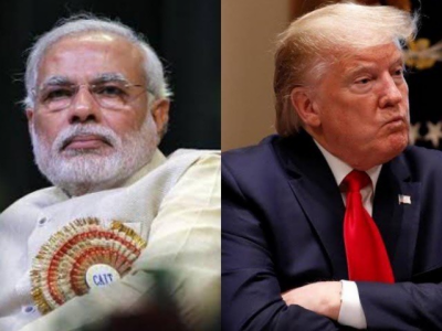 US President Donald Trump to give a blow to PM Narendra Modi during visit to India