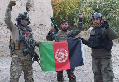 Afghan Special Forces claim killing over a dozen ISIS fighters along borders with Pakistan