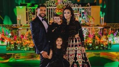 British Pakistani Boxer Amir Khan and wife Faryal Makhdoom blessed with a baby boy