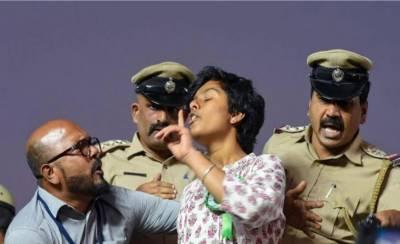 Hindu extremist organisations announced Rs 1 million bounty for killing girl who raised 'Pakistan Zindabad' slogans in India