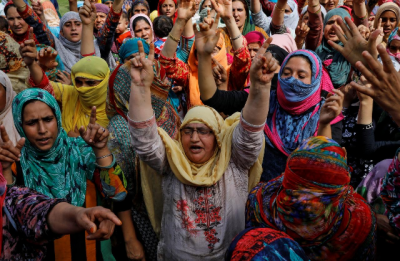 Indian troops gang raped over 100 Kashmiri women in fake siege and search operations