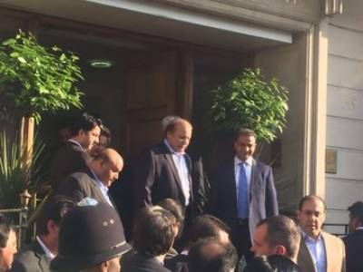 Mysterious activities reported in former PM Nawaz Sharif London Residence