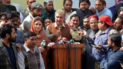 Pakistan FM Shah Mehmood Qureshi reveals the powers conspiring against Afghanistan peace deal