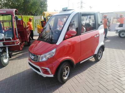 Pakistani Company introduces new Electric Car worth Rs 4 lakh only