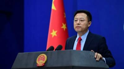 Chinese Foreign Ministry responds over Pakistan's support at the critical juncture