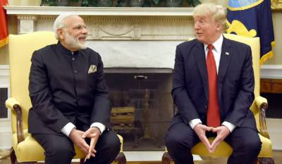 Chinese state media reveals the reasons behind US President Donald Trump's visit to India