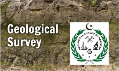 Geological Survey of Pakistan maps 50 top sheets of outcrop area in Balochistan for minerals identification
