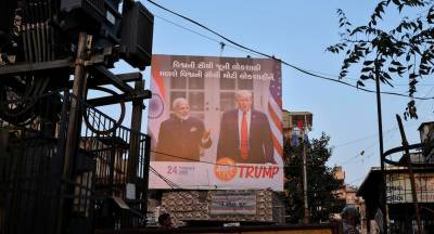 #GoBackTrump top trend in India as netizens feel he should either see the Real India or Go Back