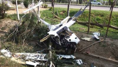 In a embarassment, 2nd Indian Military Aircraft crashed in two days, Army Pilot died