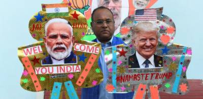 India to become the dumping ground for the US Weapons and Arms