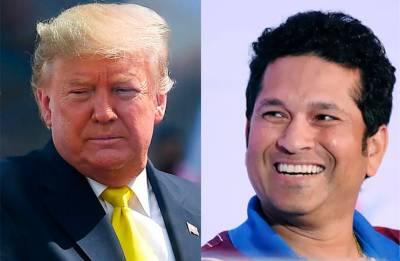 International Cricket Council (ICC) trolls US President Donald Trump over Sachin Tendulkar and Virat Kohli gaffe