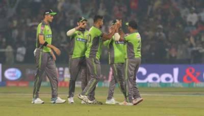 Pakistan Cricket Board punishes Lahore Qalandars team