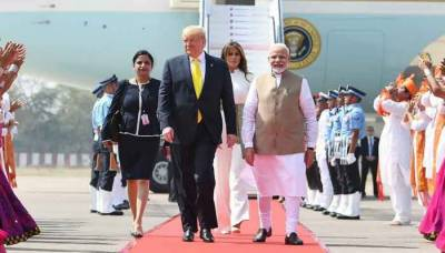 US President Donald Trump's unexpected Remarks over Pakistan during India visit may upset PM Narendra Modi