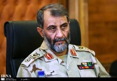 Iranian Border Guards General makes key demand from Pakistan