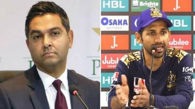 Karachi Kings Sarfraz Ahmed gets a warning from the CEO Pakistan Cricket Board Wasim Khan