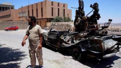 Libyan Military claims killing 16 Turkish Army soldiers
