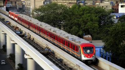 Pakistan government to pay Rs 193 billion continuous subsidy on the Orange Line Metro Train project