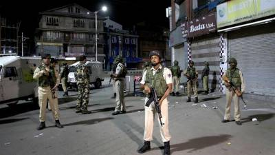 Indian National Investigation Agency launched grand crackdown in Occupied Kashmir