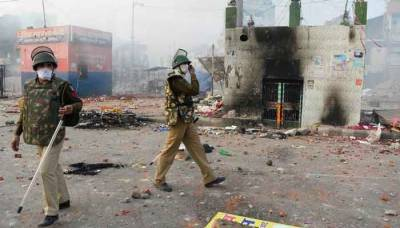 United Nations strongly reacts over the deadly anti Muslim riots in New Delhi