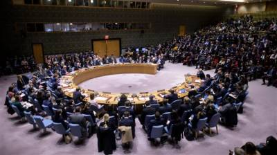 US faced big embarassment at the UN Security Council
