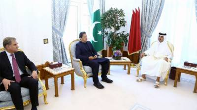 Important understandings reached between PM Imran Khan and Qatari Amir Tamim Bin Hamad