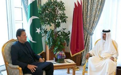 Pakistan and Qatar decide to further enhance economic cooperation
