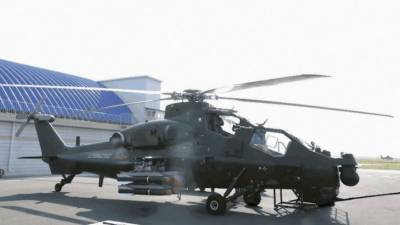 Pakistan Army mulls buying Chinese built Z - 10 Combat Attack Helicopters