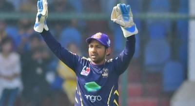 Quetta Gladiators skipper Sarfraz Ahmed makes history in Pakistan Super League