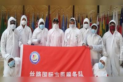 In an unprecedented move, Pakistani students in China put themselves in danger for sake of other students in fight against Coronavirus
