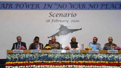 Indian Air Force Chief admits PAF Fighter jets air superiority against IAF Su 30 and Mirage 2000 on February 27, 2019