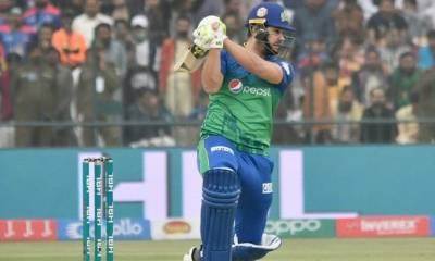 Multan Sultans 'Rilee Rossouw makes history in Pakistan Super League