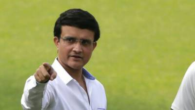 Pakistan Cricket Board strongly react over the statement of the BCCI President Sourav Ganguly