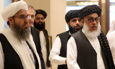 Afghan Taliban's Remarks over Role of Pakistan in the historic peace deal with America