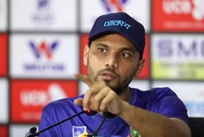 Bangladesh ODI Skipper Mashrafee bin Mortaza makes important statement over travelling to Pakistan