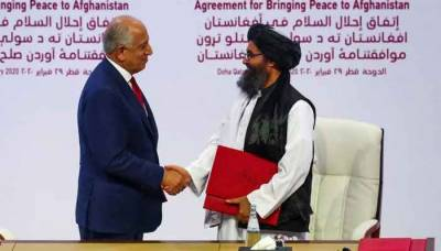 The salient features of the historic peace deal between America and Afghan Taliban revealed