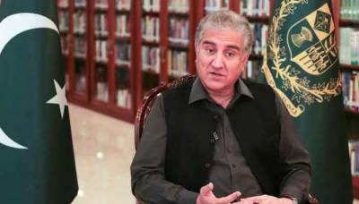 Pakistan Foreign Minister Shah Mehmood Qureshi gives a strong message to Afghanistan over bilateral talks