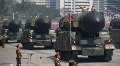 Two Short Range Ballistic Missiles test launched by Military