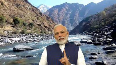 Foreign Media Reports revealed Modi led Indian government plans to stop Pakistani waters