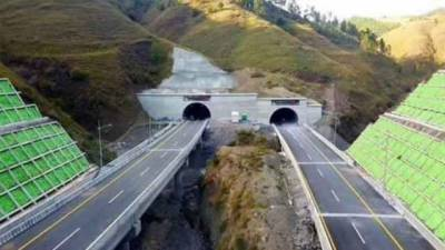 118 kilometer Havelian Thahkot Motorway project likely inauguration revealed