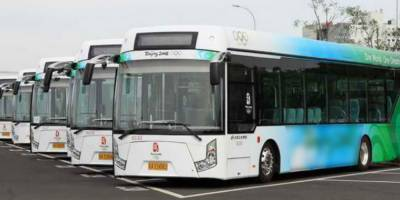300 New Battery Powered Electric Buses to be deployed in Punjab